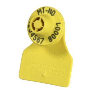 Foto: Combi E23 gul med Combi 3000 Mini gul