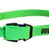 Produktfoto: KVIKK storfeklave lang, grønn, med preging