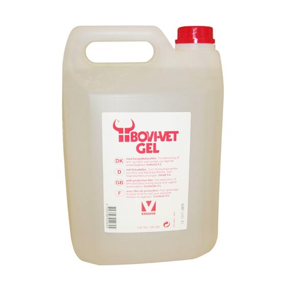 Produktfoto: Bovi-vet glidemiddel for husdyr 5 liter