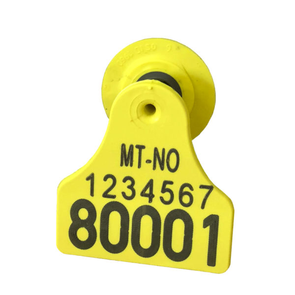 Produktfoto: Combi 3000 Rund Små gul