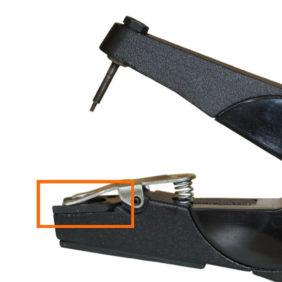 Illustrasjonsfoto: Har du problemer med å sette inn Combi E30® Flagg i Combi Junior-tanga?