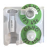 Product photo: TST OS ID Button+ Button set green