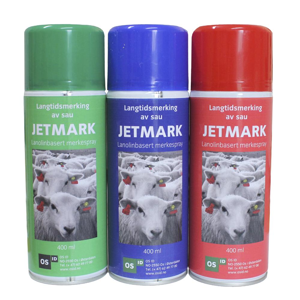Produktfoto: Jetmark merkespray