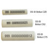 Product photo: OS ID bolus c20, c52 and c75