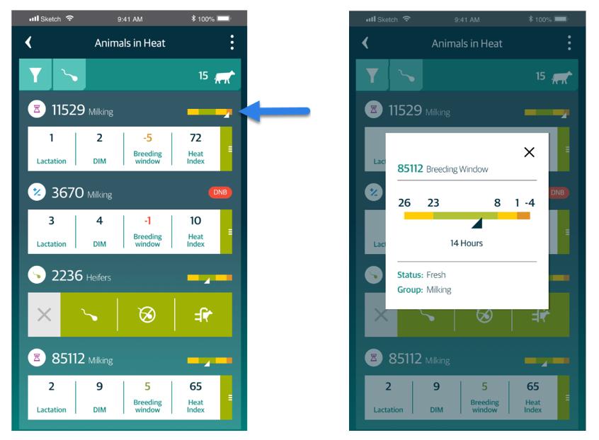 Foto: Aktivitetsmåleren SenseHub versjon 4.3 forbedringer i mobilappen