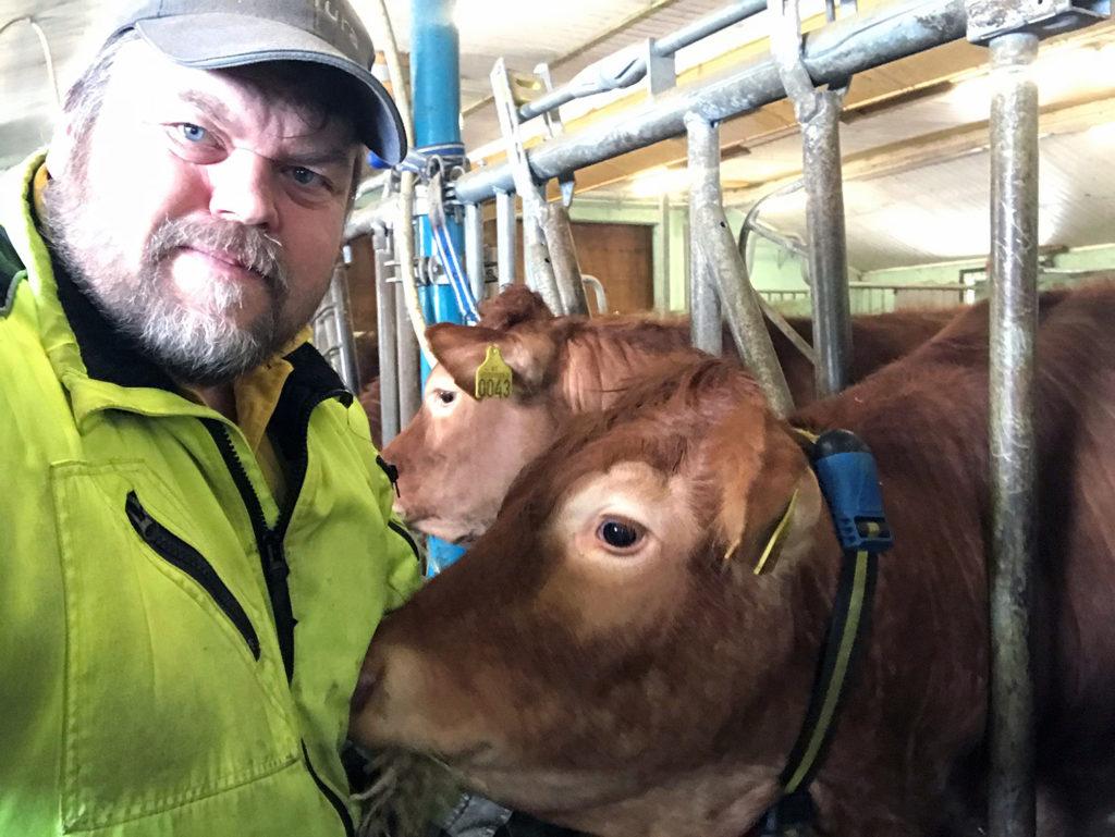 Foto: Hans Anders Velo, aktivitetsmåleren en pålitelig assistent