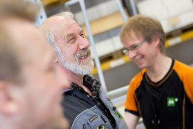 Foto thumbnail: Ledig stilling produksjonsoperatør